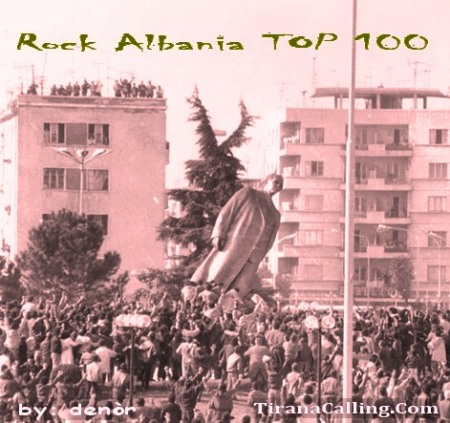 Cover - Rock Albania TOP 100